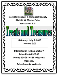 treats treasures 2018 poster
